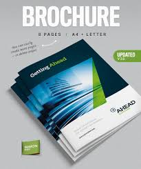 brochure templates 31 premium brochure templates booklets and tri folds