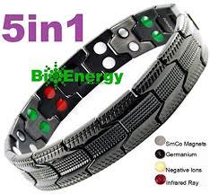 germanium energy bracelet images Titanium magnetic energy germanium armband power bracelet health jpg