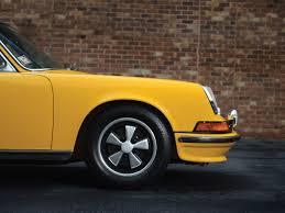 porsche signal yellow rm sotheby u0027s 1973 porsche 911 e targa arizona 2014