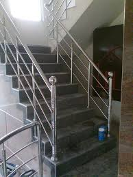 Stainless Steel Banister Rail Stainless Steel Railing Manufacturers In Vanagaram Mobile No