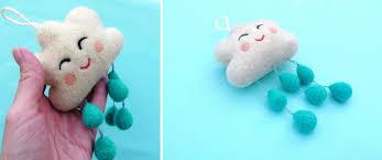 soft handmade felt toys