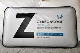 Omni Pedic Crib Mattress by Malouf Carboncool Pillow Review Sleepopolis