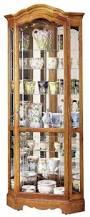 Curio Cabinet Furniture Curio Cabinet Baffling Black Color Woodenchen Corner Curio