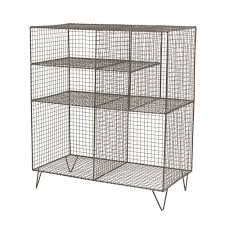 High Line Kitchen Pull Out Wire Basket Drawer Wire Shelving Awesome Woven Storage Baskets Closetmaid Wire