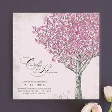cherry blossom wedding invitations cherry blossom wedding invitations by jenifer mart minted