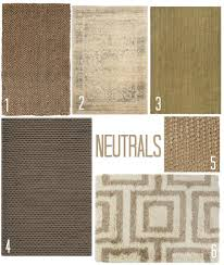 Choosing Area Rugs Choosing A Basement Area Rug