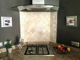cuisine travertin inox autocollant pour cuisine cracdence autocollante pour cuisine