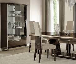 Modern Dining Chairs Giorgio Italian Modern Dining Table Set