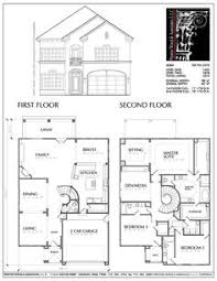 2 17 best ideas about two storey house plans on pinterest floor