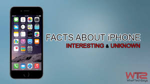 20 interesting and unknown facts about the iphone