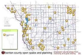 Mn Road Map Benton County Minnesota Parks Master Plan Public