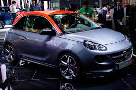 opel adam interior roof sporty vauxhall adam to be called adam grand slam auto express