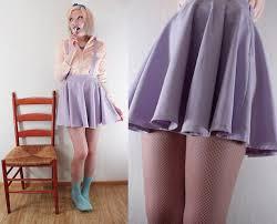 ebay name necklace images Lindwormmm ebay pastel lavender suspender skirt nude fishnets jpg