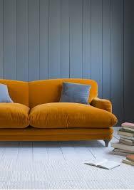 grands coussins pour canapé photo de canapé cocooning avec des gros coussins pour bien se sentir