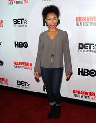 Hit The Floor New Season - actress logan browning attends the premiere of vh1 u0027s u0027hit the