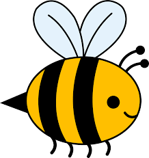 bee clipart bee clipart black and white clipart panda free clipart images