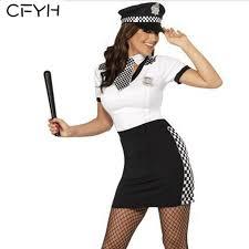 Womens Halloween Costume Womens Police Costume Promotion Shop Promotional Womens Police
