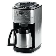 Cuisinart Coffee Makers 12 Cup Grind Brew Cup Automatic Coffee Maker