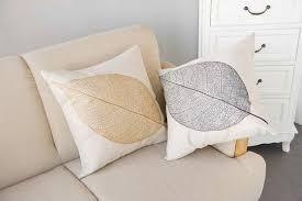 canap voiture houspace nouveau coton feuilles mortes pour la maison canapé