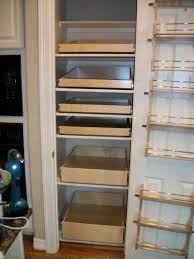 entrancing under cabinet slide out drawers for slide out kitchen
