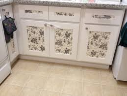 Spruce Up The Outside Of Your Kitchen Cabinets With Contact Paper - Spruce up kitchen cabinets