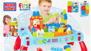 mega bloks first builders table play n go table stolik do budowania first builders mega bloks