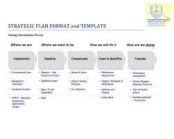 download strategic plan format u0026 template for free tidyform