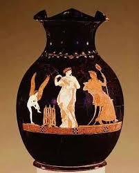 Aphrodite Vase Greek Art Crystalinks