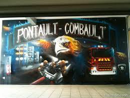 decoration chambre pompier pompiers décoration graffiti deco