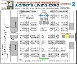 Orange County Convention Center Floor Plan by Kansas City 2012 Women U0027s Living Expo