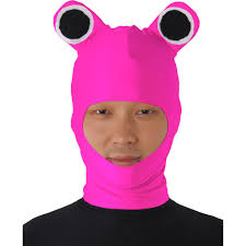 Hooded Halloween Costumes Justincostume Spandex Funny Animal Hooded Mask Halloween Costume Acces