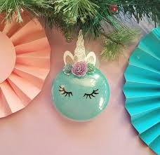 ornaments unicorn ornament unicorn