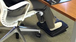 Foot Hammock For Desk Fellowes Refresh Foot Support Youtube