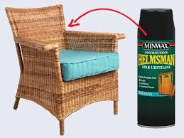 how to weatherproof furniture minwax wicker furniture and wicker