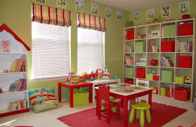 bedroom cheerful and colorful children playroom ideas small