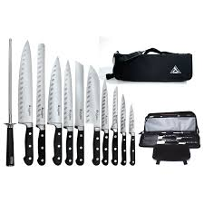 recommended kitchen knives professional chef knife sets