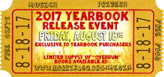 buy yearbook yearbook release event forget to buy a book a few overruns