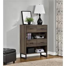 Altra Ladder Bookcase by Altra Furniture Candon Sonoma Mocha Oak Bookcase 9665096com The
