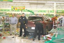 suv crashes through richland dollar tree u2013 second time store has