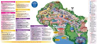 Orlando Tourist Map Pdf by Out And About