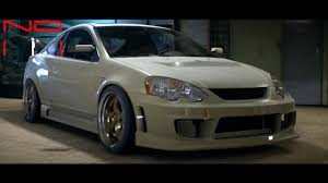 acura rsx acura rsx s 2004 modified nfs2015 sound youtube