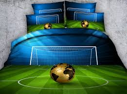 comforter football bedding home design ideas kidsu walmartcom and fashion design blue green football field 3d printed fabric cotton for football comforter set