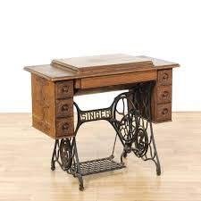 solid wood sewing machine cabinets this antique singer sewing cabinet is featured in a solid wood