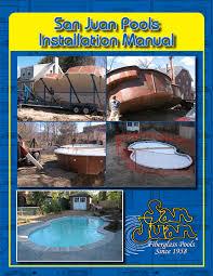 Do It Yourself Backyard Ideas Do It Yourself Fiberglass Swimming Pool Installation Diy