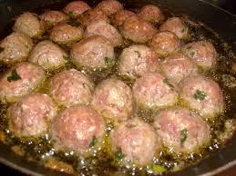 cuisine sicilienne recette pennes boulettes de viande à la sicilienne cuisinez pennes