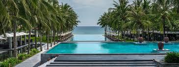 luxury beach resort vietnam four seasons hoi an
