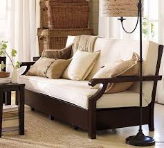 futon ideas pottery barn living room designs room designs with futon sofa futon