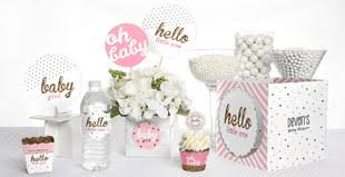 girl baby shower girl baby shower themes ideas by babyshowerstuff