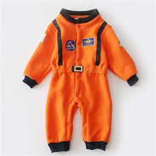Toddler Astronaut Halloween Costume Aliexpress Buy Baby Boys Nasa Astronaut Costumes Infant