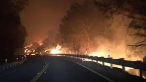 Ca Wildfire Containment by Death Toll Could Rise In Central California Wildfire Authorities